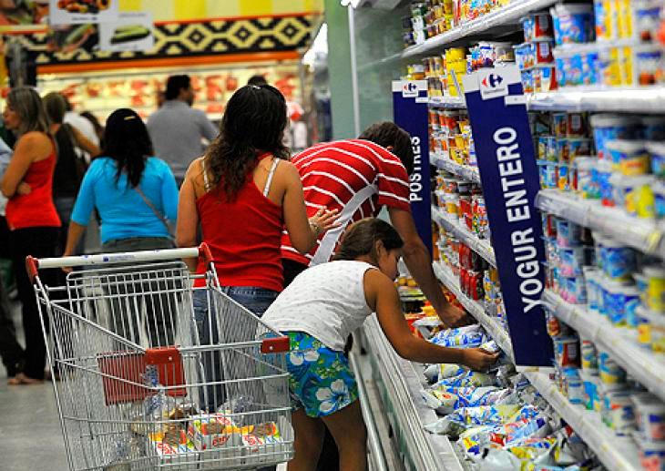 Resultado de imagen para Inflacion supermercado