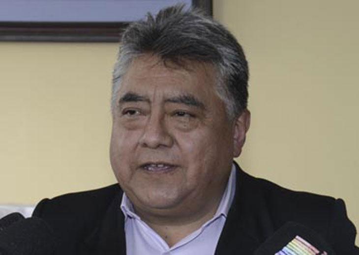 El viceministro Illanes, asesinado.