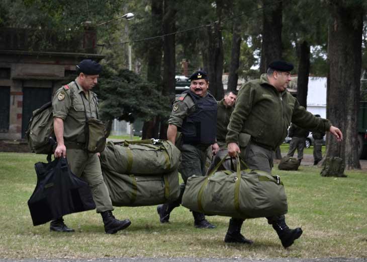 Narcotráfico: las fuerzas federales llegaron a 11 ciudades de Santa Fe