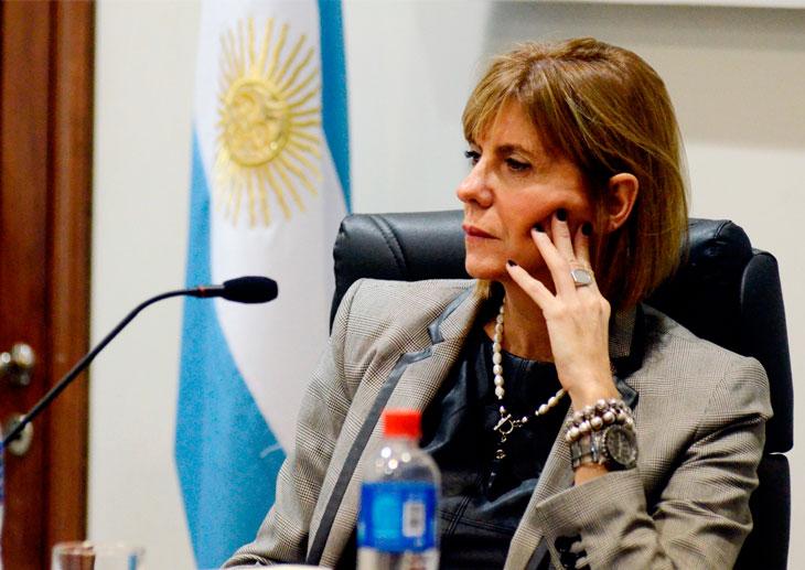 EL PJ fueguino rechazó la intervención del Consejo Nacional