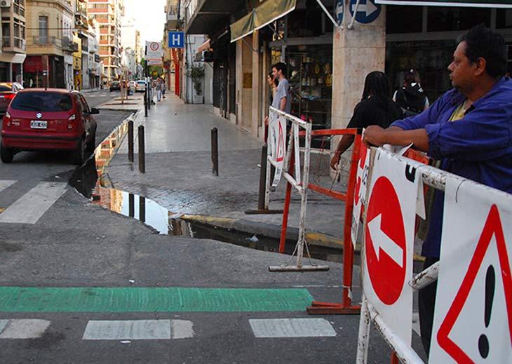 En un tramo de Entre Ríos ya es posible ver el trabajo final de remodelación.