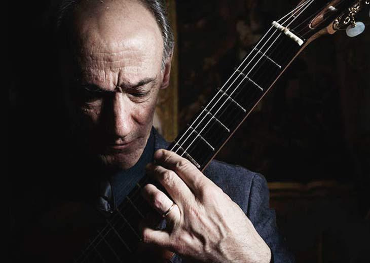 Aussel, concertista argentino que es figura en las salas más prestigiosas del mundo.