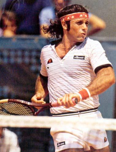 Vilas tuvo su chance en 1981.