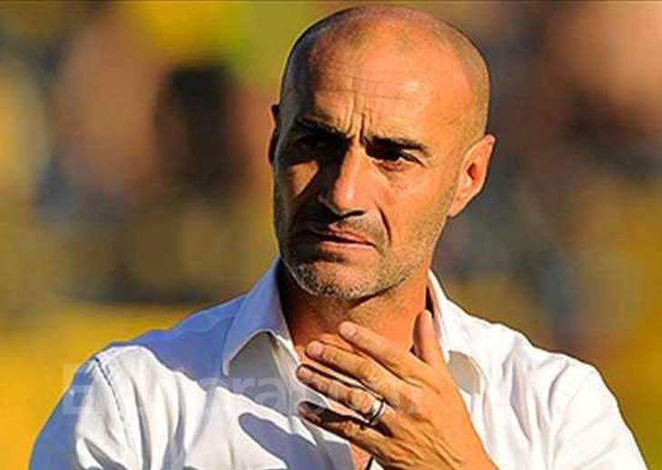 Uruguayo en la mira. Paolo Montero tiene contrato con Colón de Santa Fe.