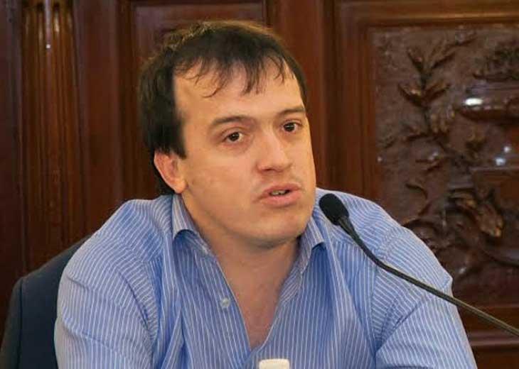 Resultado de imagen para diputado provincial Joaquín Blanco