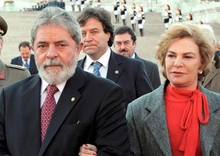 Murió Marisa Leticia Lula da Silva, esposa de ex Presidente brasileño