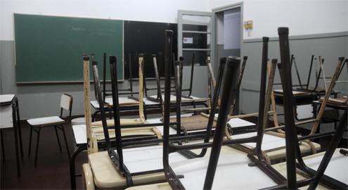 San Luis: los docentes privados paran el lunes