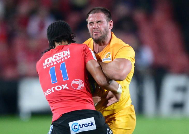 Los Jaguares perdieron sobre el final en Sudáfrica ante Lions