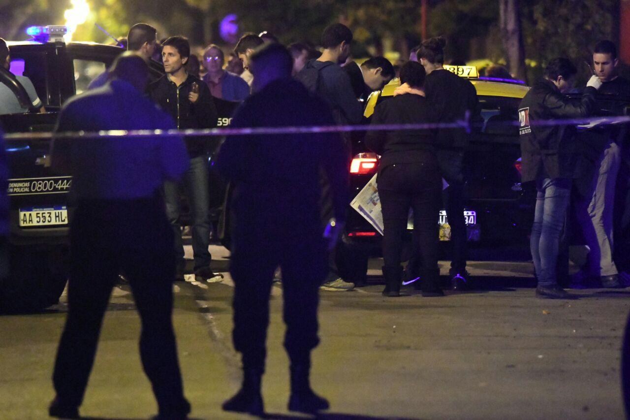 Mataron a un taxista y hay paro de choferes en Rosario