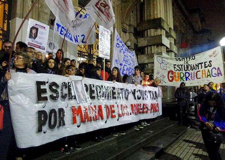 marcha de las antorchas @aleguerrero