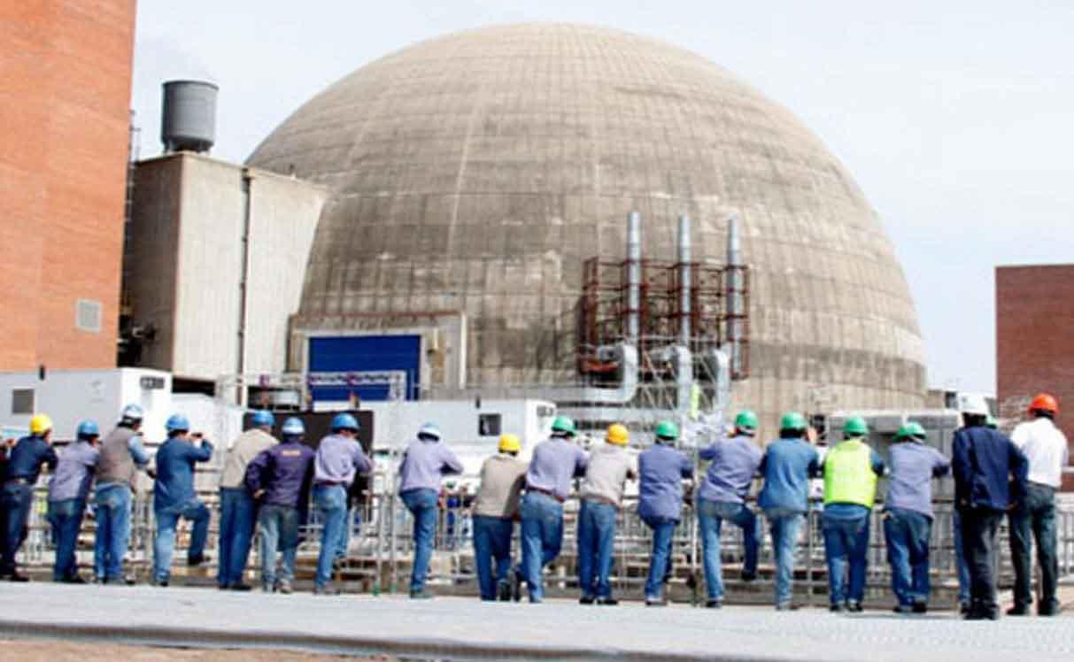 Quisieron envenenar a un sindicalista de Atucha con material radiactivo