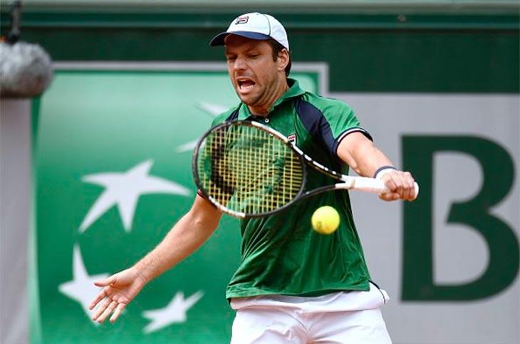 Del Potro debutará contra un clasificado en Roland Garros — Tenis