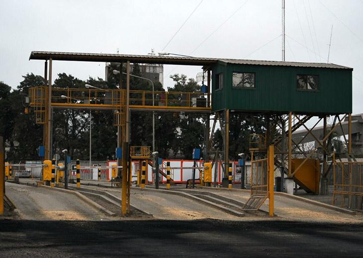 Dictan conciliación obligatoria a favor de la patronal — Puertos de Rosario