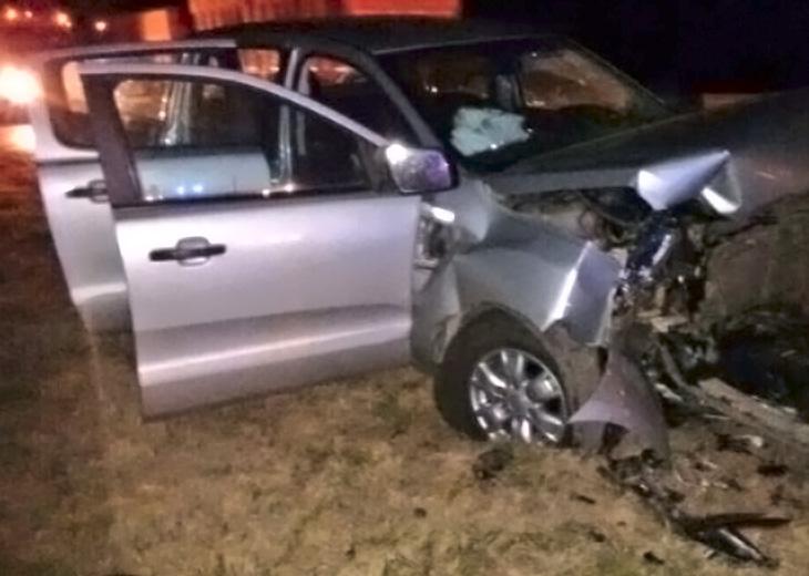 La diputada Josefina González quedó herida tras un choque en la ruta