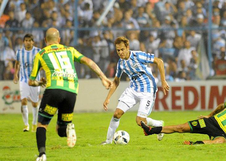 Newell's se aseguró al defensor Danilo Ortiz, el séptimo refuerzo