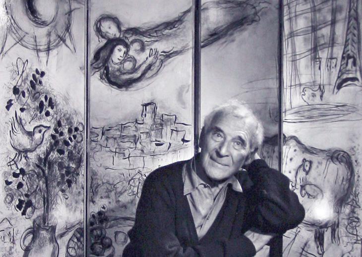 Marc Chagall El Poeta Del Pincel Diario El Ciudadano Y La