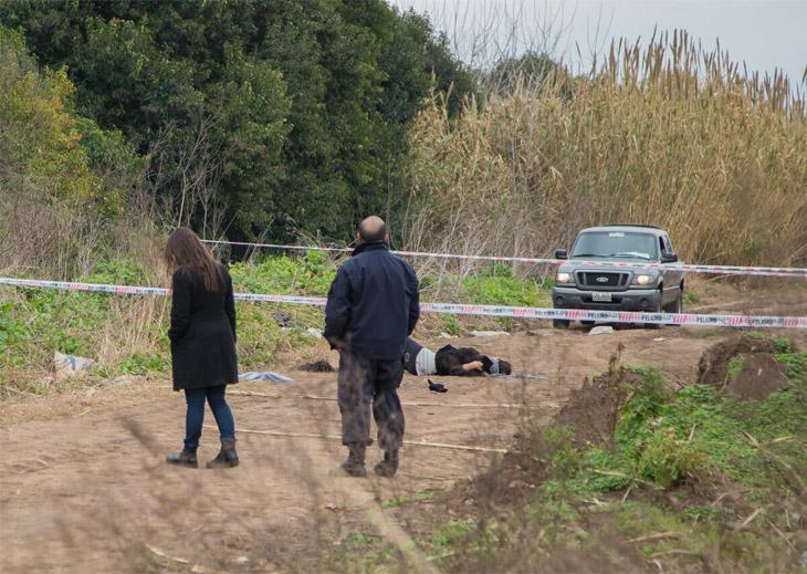 Una amiga identificó a travesti asesinada de cinco balazos