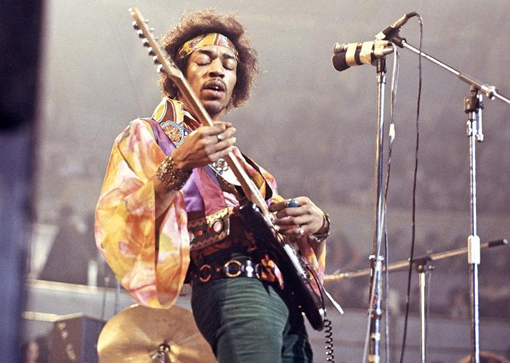 Jimi Hendrix 47 Años De Su Prematura Y Extraña Muerte