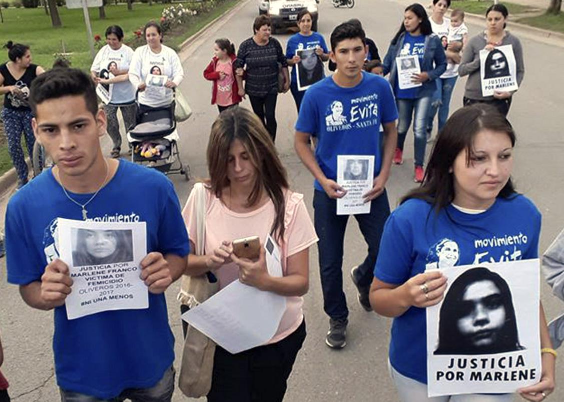 Cerca del juicio por crimen de marlene diario el for Juzgado del crimen