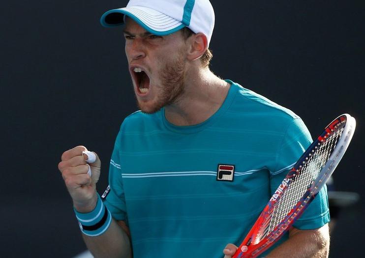 Schwartzman avanzó a tercera ronda en Australia