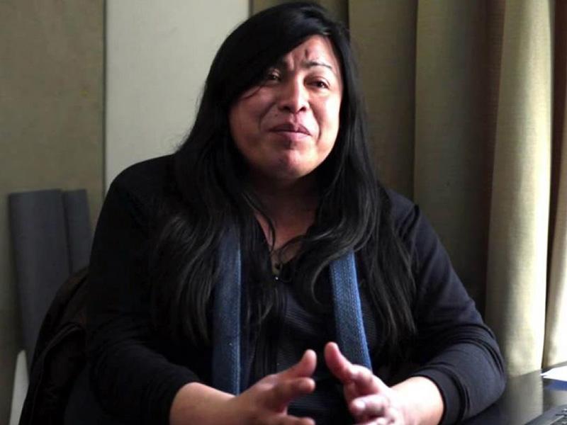 Comienza hoy el juicio por el crimen de Diana Sacayán — Travesticidio
