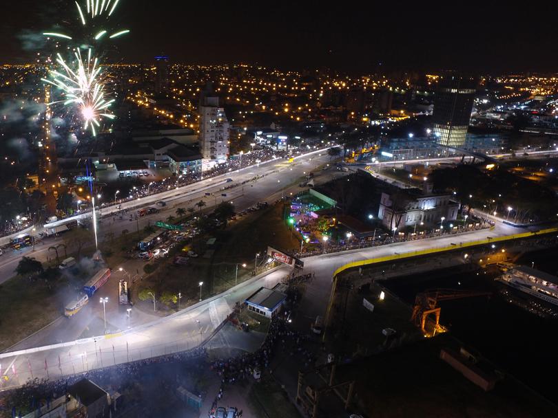 Circuito Callejero Santa Fe 2018 : Inversión para el circuito callejero en santa fe diario