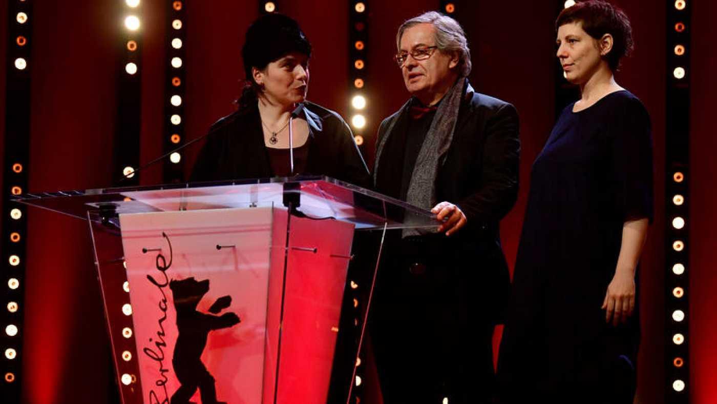 'Touch Me Not' se lleva el Oso de Oro en la Berlinale