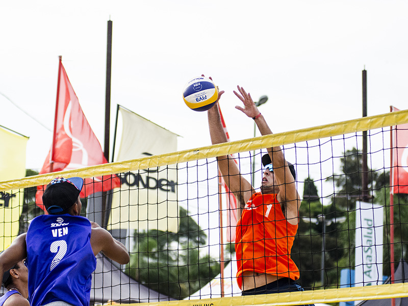 Este fin de semana se vivirá el vóleibol playa en Coquimbo