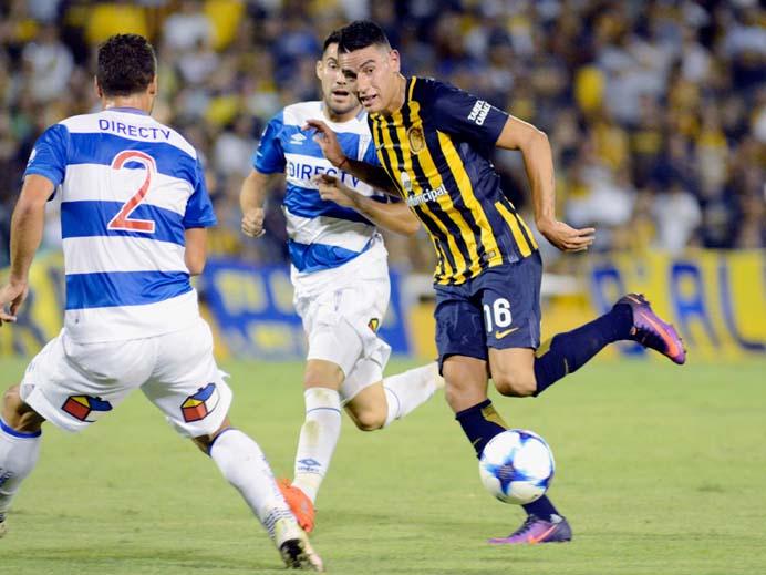 Rosario Central le ganó 1 a 0 a Unión