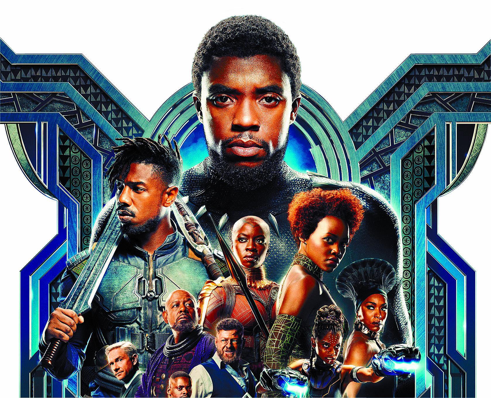 Lupita Nyong'o habla sobre su personaje en Black Panther