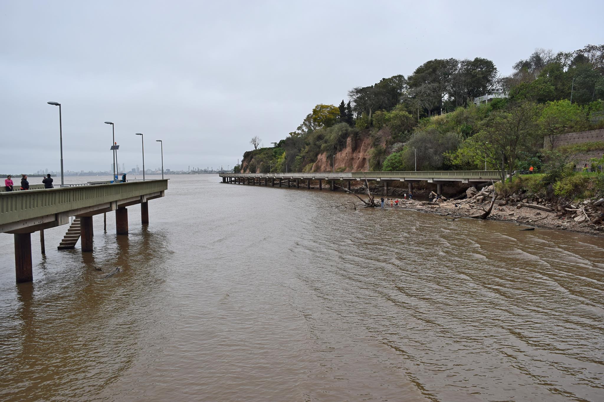 Vuelven a alertar por probables tormentas en Laprida