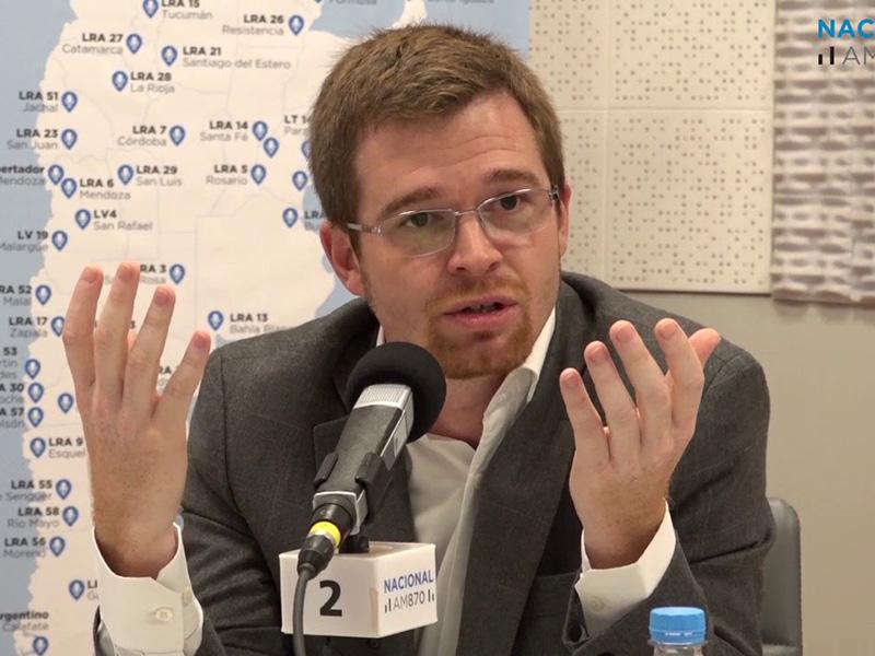 El incómodo momento en la TV del diputado Nicolás Massot