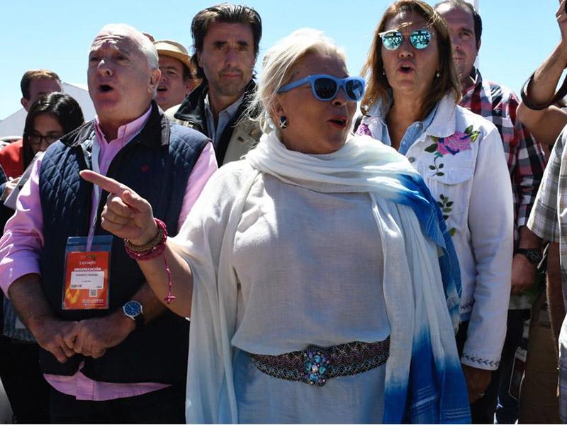 Carrió afirmó que apoyará la reelección de Macri