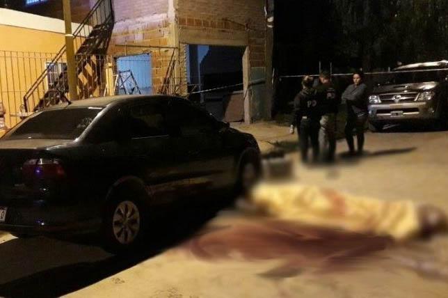 Asesinan a balazos a un colaborador del interventor de la Uocra platense