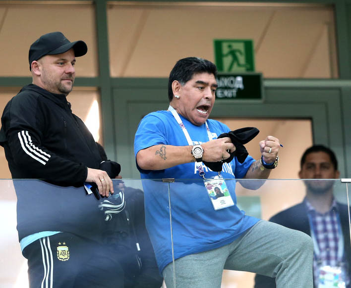 Sergio Ramos sorprende con su respuesta a Maradona, que involucra a Messi
