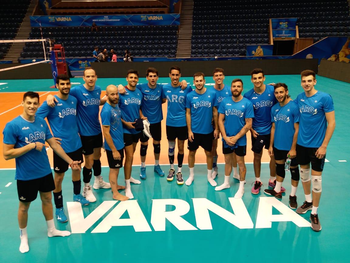 Argentina logró un histórico triunfo frente al campeón Polonia