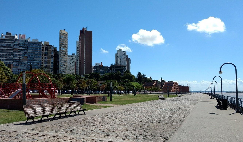 Viernes con buen tiempo en la ciudad