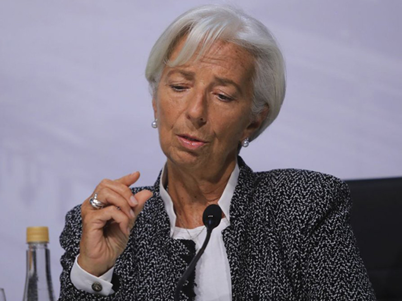 Advertencia de Lagarde a un eventual nuevo gobierno argentino