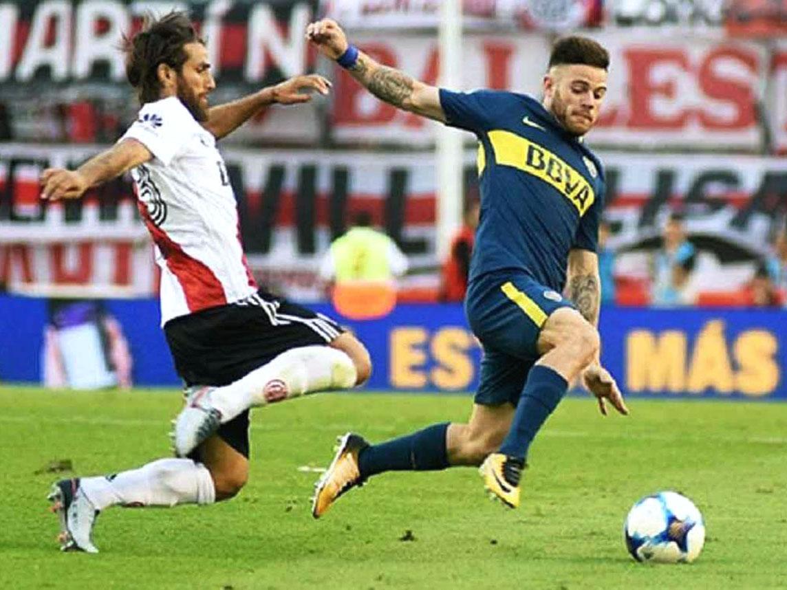 Superfinal: Boca vence 2-1 a River en el segundo tiempo