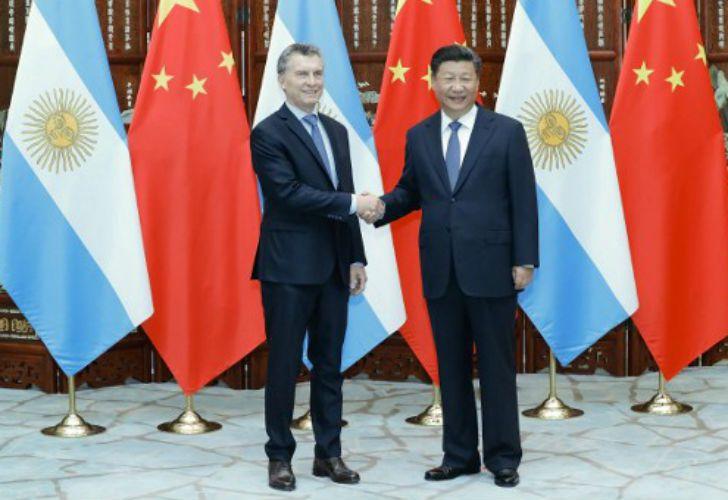 ¿Cuánto mide Xi Jinping? - Altura - Real height Mauricio-macri-arranco-su-agenda-en-china-con-una-reunion-con-xi-jinping-01