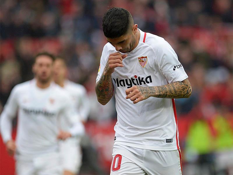 2-0. El Sevilla defiende su segunda plaza
