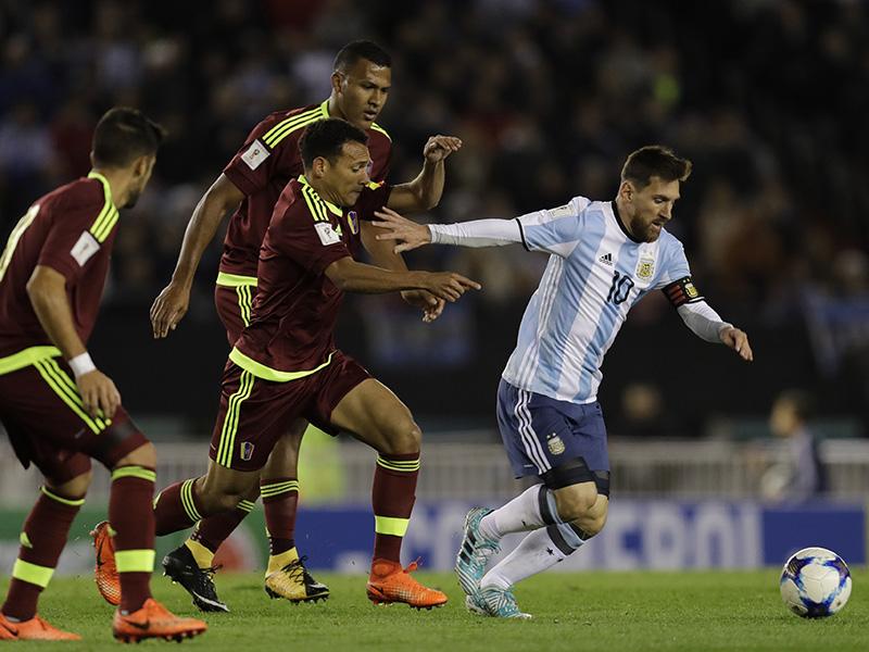 La Selección Argentina jugará ante Venezuela en Madrid — Es oficial