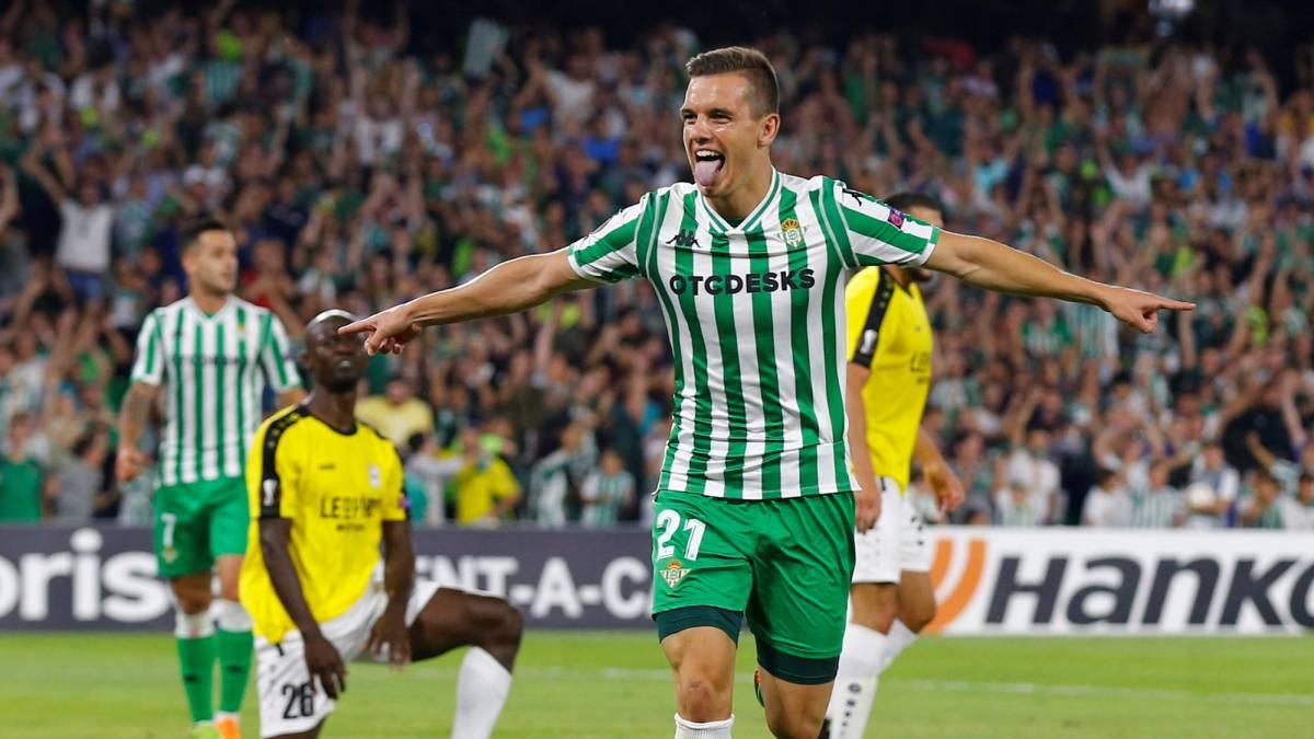 El Betis ejerce la opción de compra por Lo Celso — Oficial