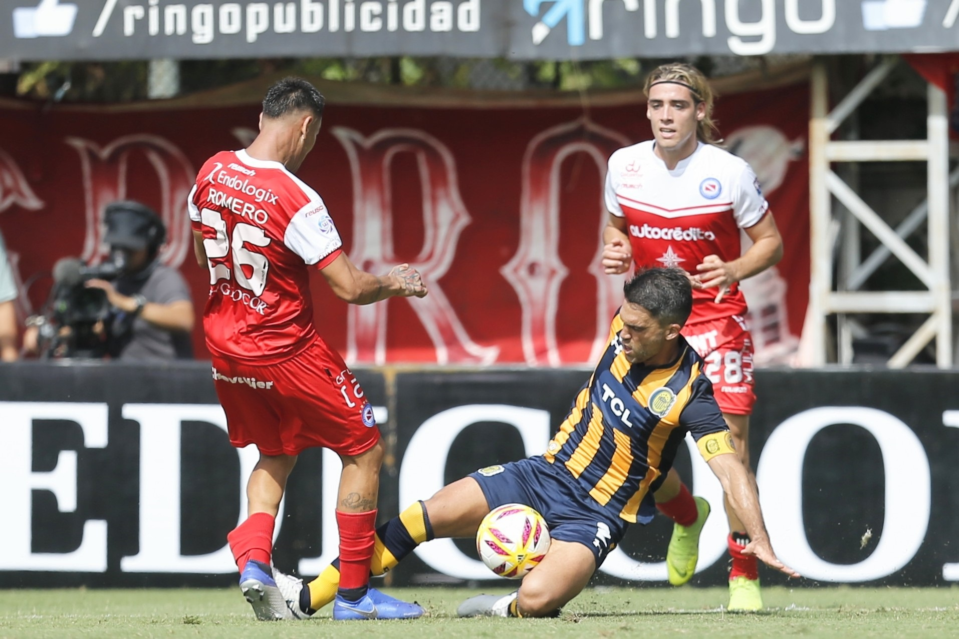 Rosario Central vs. Independiente: hora, TV y formaciones