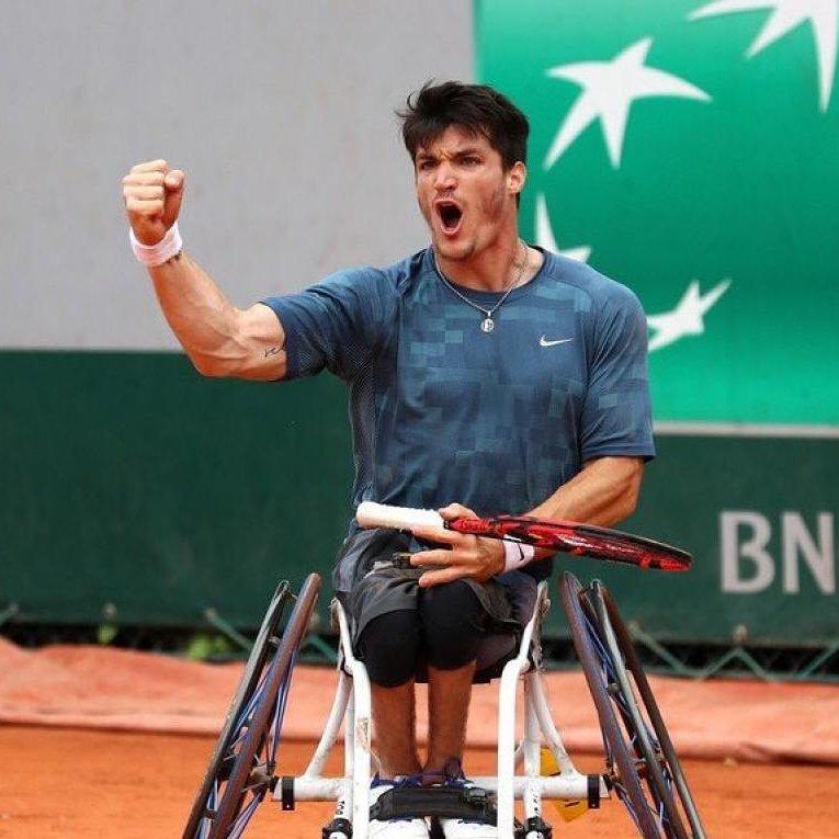 Gustavo Fernández accedió a la final de Roland Garros - Somos Deporte