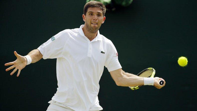 El Peque Schwartzman ganó y avanzó a segunda ronda de Wimbledon