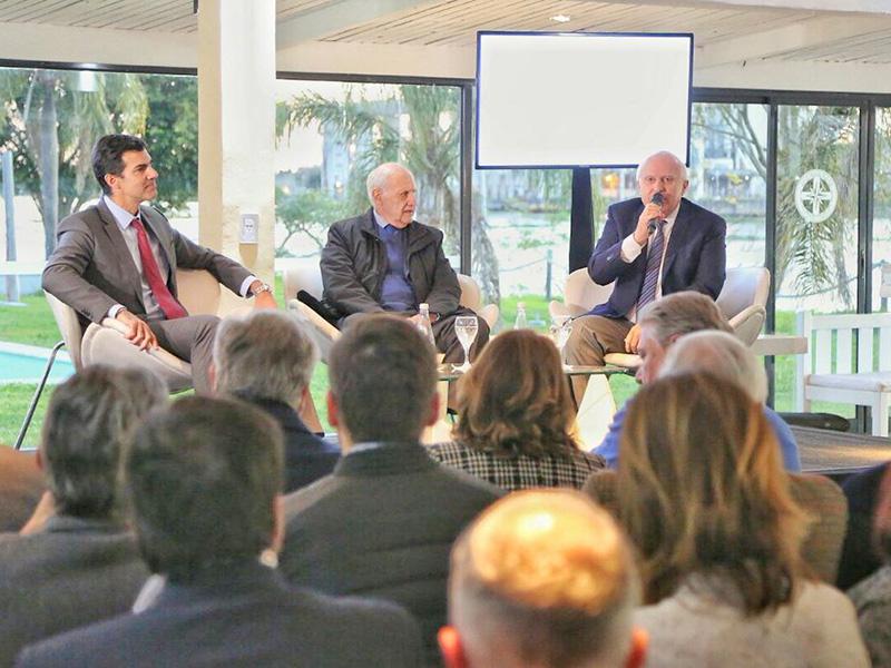 Consenso Federal inicia gira con la consigna de ser la tercera opción