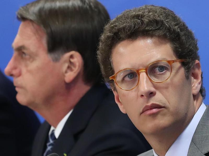 Hospitalizan de emergencia al Ministro de Ambiente de Brasil