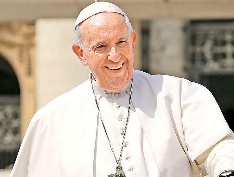 El Papa Francisco no vendrá a la Argentina en 2020