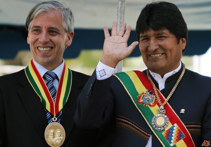 """El vice de Evo descartó volver a Bolivia: """"Hay riesgo de morir o desaparecer"""" – Diario El Ciudadano y la Región"""